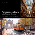 Purchasing Abroad - Italy with Marcus Benussi