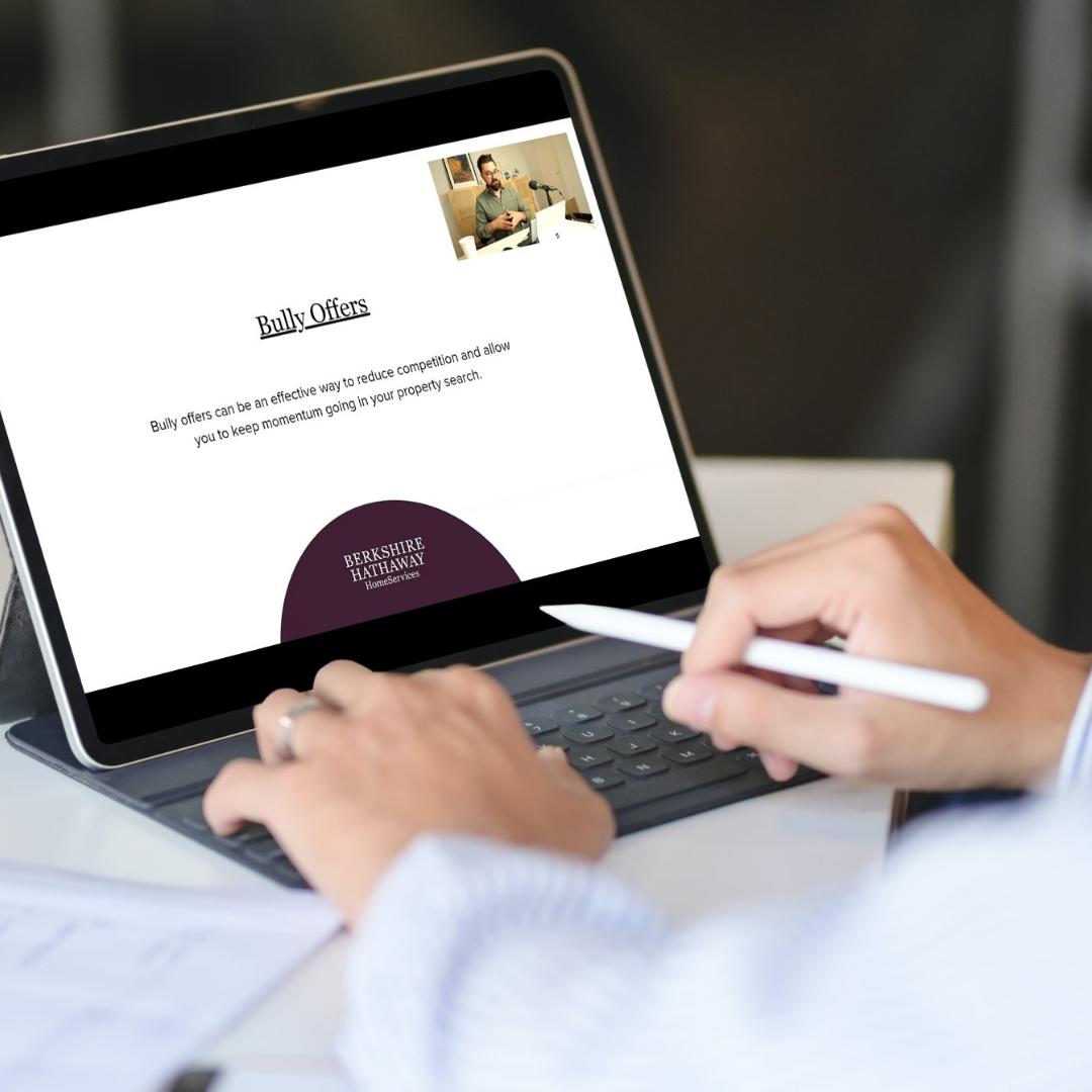 Recording: Buyer Preparation Seminar – May 4th 2021
